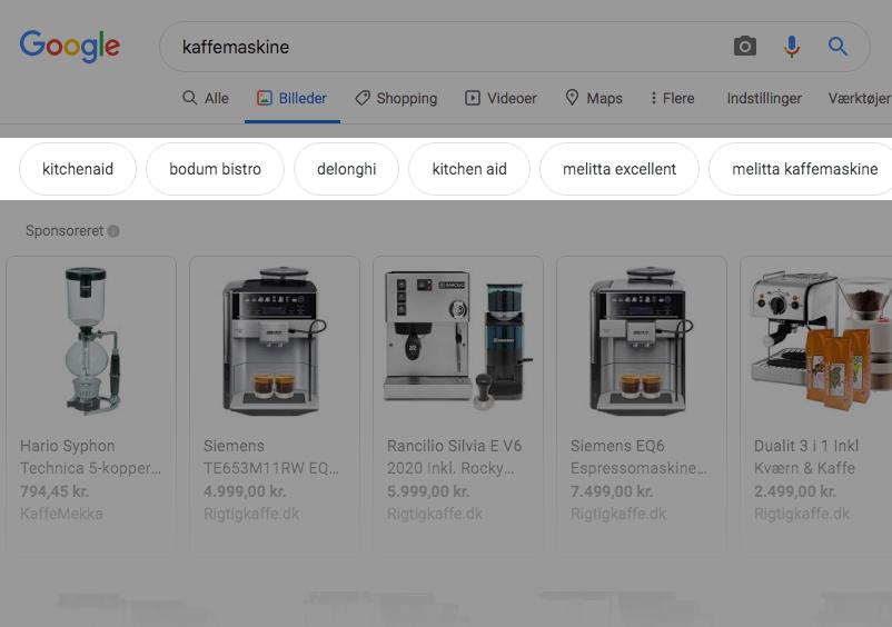 Google billedsøgning