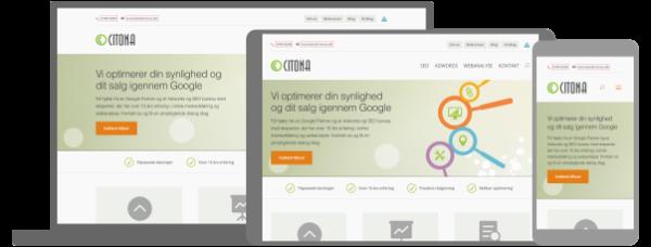Test responsive web design